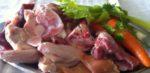 Scatolette fai da te (ovvero carne in gelatina di ossa)