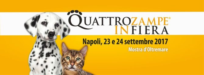 Quattrozampe in Fiera, un weekend a 6 zampe