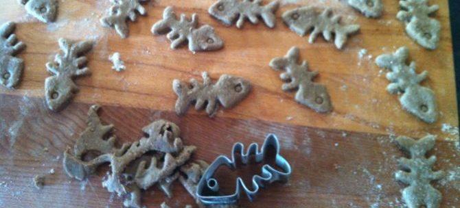 Biscotti pesciolini al tonno