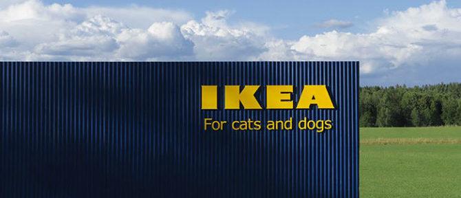 IKEA lancia la collezione di mobili per animali
