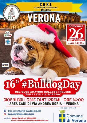 Tutti pazzi per il 16° #BulldogDay di Verona