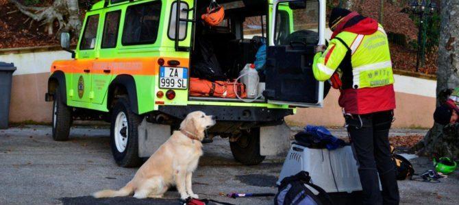 Anche gli eroi del soccorso alpino vanno in pensione