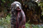A Livorno una statua per ricordare il cane Snoopy