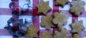 Biscotti senza glutine al manzo