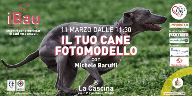 """Ad I Bau s'impara a """"trasformare"""" i propri cani in fotomodelli"""